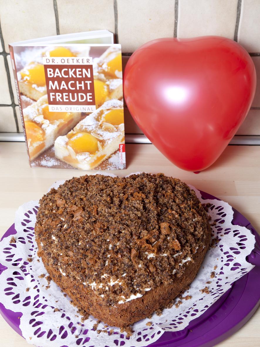 Kathrin Schmitt Heute Mache Ich Valentinstags Maulwurfkuchen