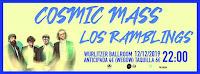 Concierto de Cosmic Mass y Los Ramblings en Wurlitzer Ballroom