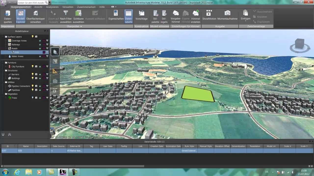 Download Autodesk Infrastructure Design Suite Ultimate 2014 64-Bit