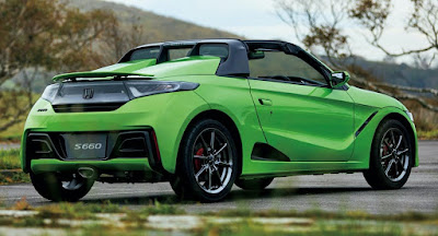 2020 Honda S660 Review, Specs, Price