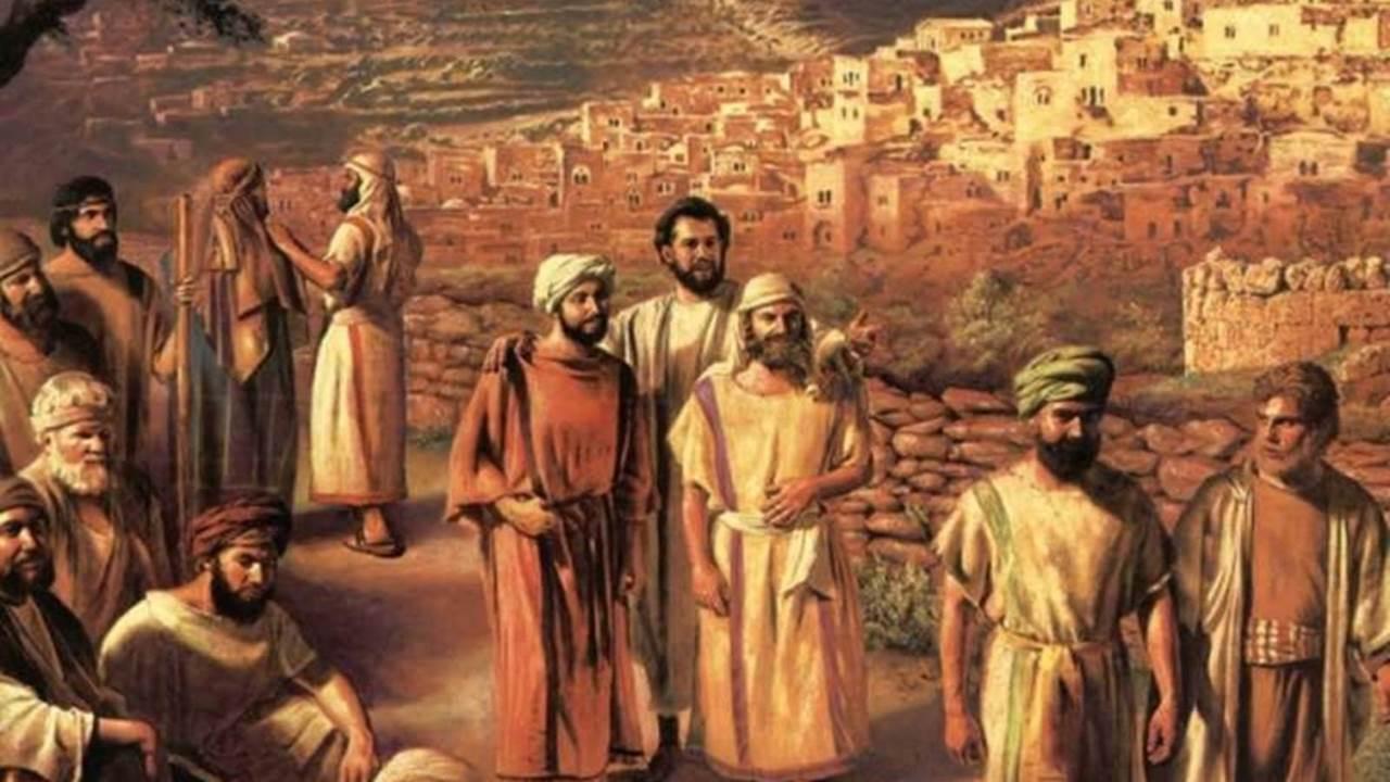 Chúa và môn đệ