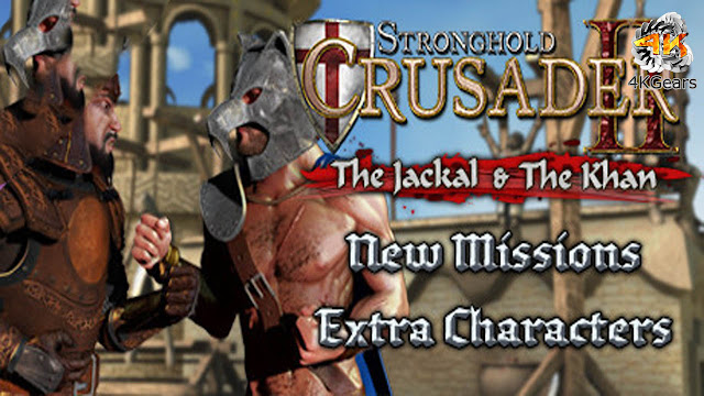 Stronghold Crusader 2: The Jackal and The Khan Free Download