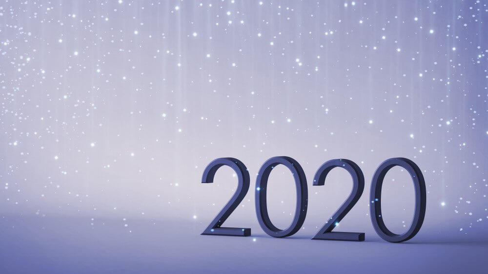 Happy New Year 2020, Classical Light