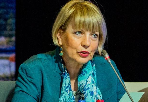 Νέα γενική γραμματέας του ΟΑΣΕ η Γερμανίδα διπλωμάτης Χέλγκα Σμιντ