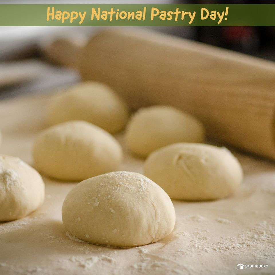 National Pastry Day Wishes Images download