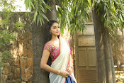 Angana Roy in half saree-thumbnail-2
