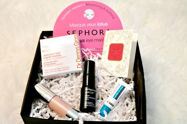 Sephora Subscription Box