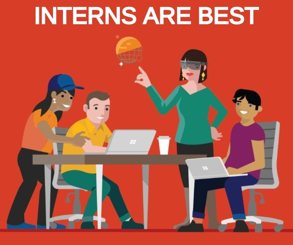 National Intern Day Quotes, Sayings, Wishes, Greetings, Messages, Images, Pictures, Poster