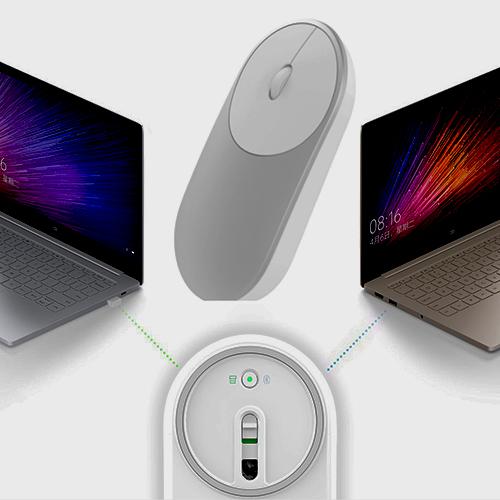 ماوس شاومي Xiaomi XMSB01MW  (فأرة للتحكم في الكمبيوتر - الجوال - اجهزة تلفزيون الاندرويد)