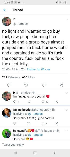 Buhari extends lockdown