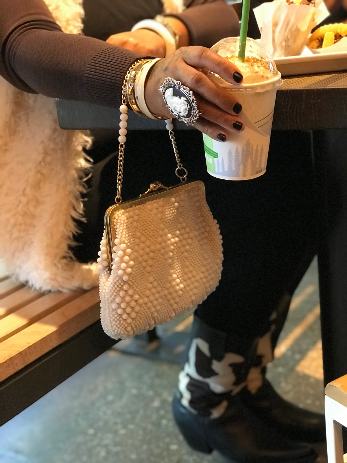 Used Boots And Brunch In The City!