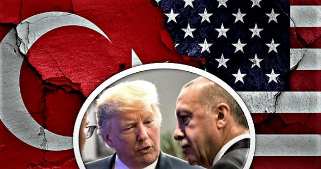 Σε δύο ταμπλό η πολιτική των ΗΠΑ έναντι της Τουρκίας