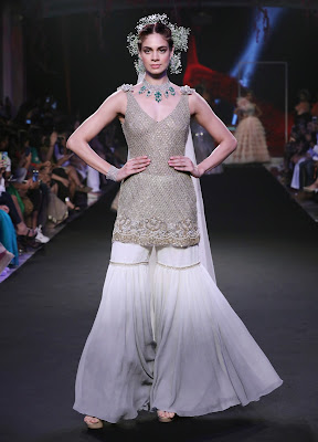 India Couture Week 2019: Watch the Fantasy and Sexy Sophistication