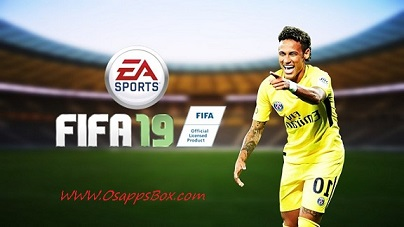 FIFA 19 Mod DLS Classic (Latest) Offline Apk Data For