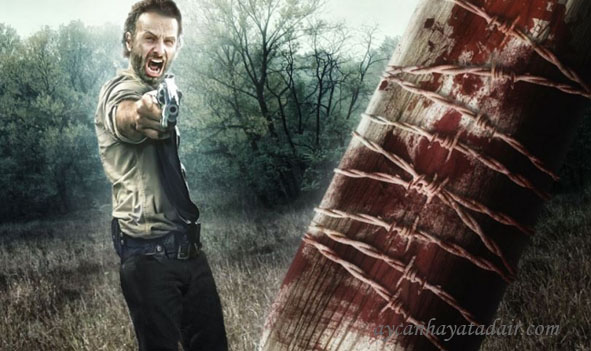 The Walking Dead 6 sezon finali