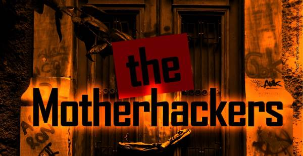 THE MOTHERHACKERS: Πέμπτη 7 Απριλίου @ Holy Wood Stage
