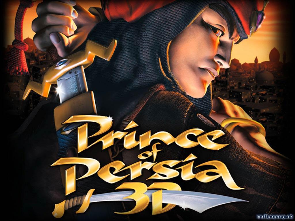 تحميل لعبة أمير بلاد فارس Prince of Persia 3D