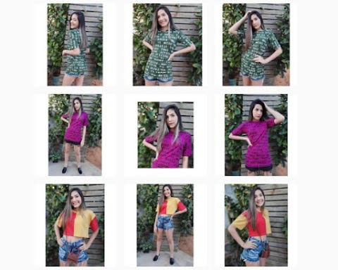 Coleção TEEN na HL Fashion! Confira!