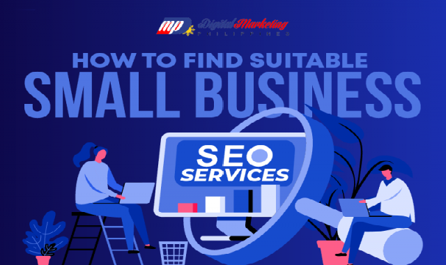 How to Find Suitable Small Business SEO Services #infographic