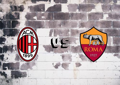 Milan vs Roma  Resumen y Partido Completo