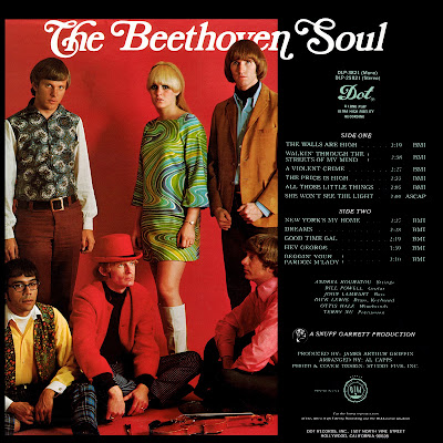 The Beethoven Soul -  The Beethoven Soul (1967)