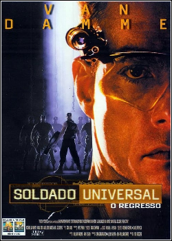 Soldado Universal - O Retorno Dublado