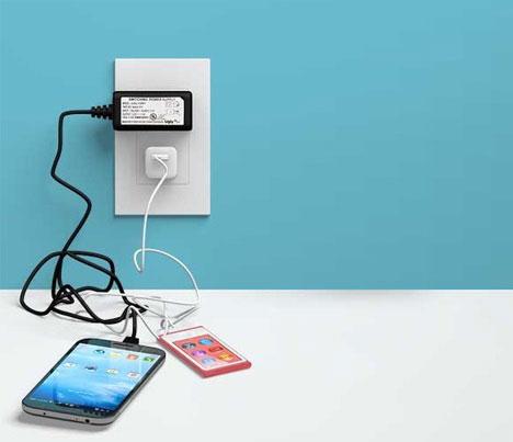 tidak bisa charge Hp karena stop kontak