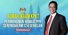 Rumah IKRAM KPKT: Permohonan Rumah PPR Serendah RM124 Sebulan!