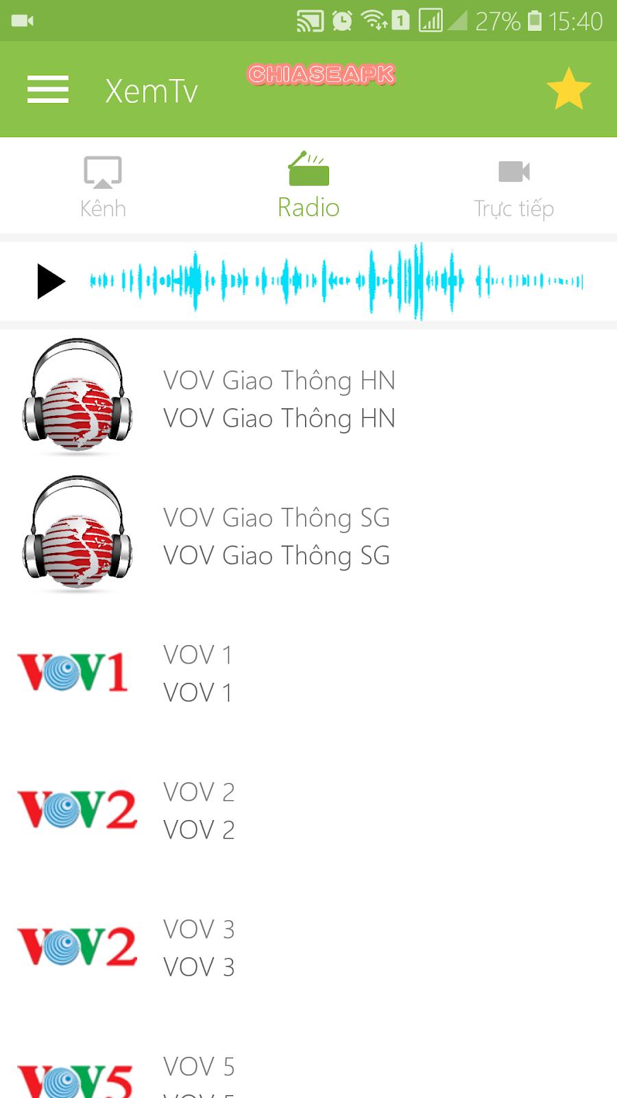 Tv101vn - Xem Tv, Trực Tiếp Bóng Đá Cho Android