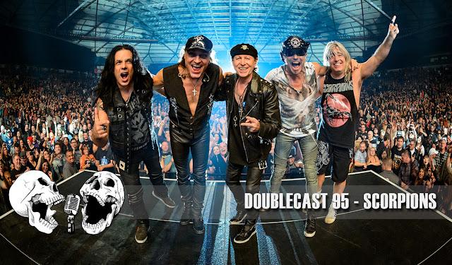 doublecast scorpions rock in rio rockfest são paulo 2019