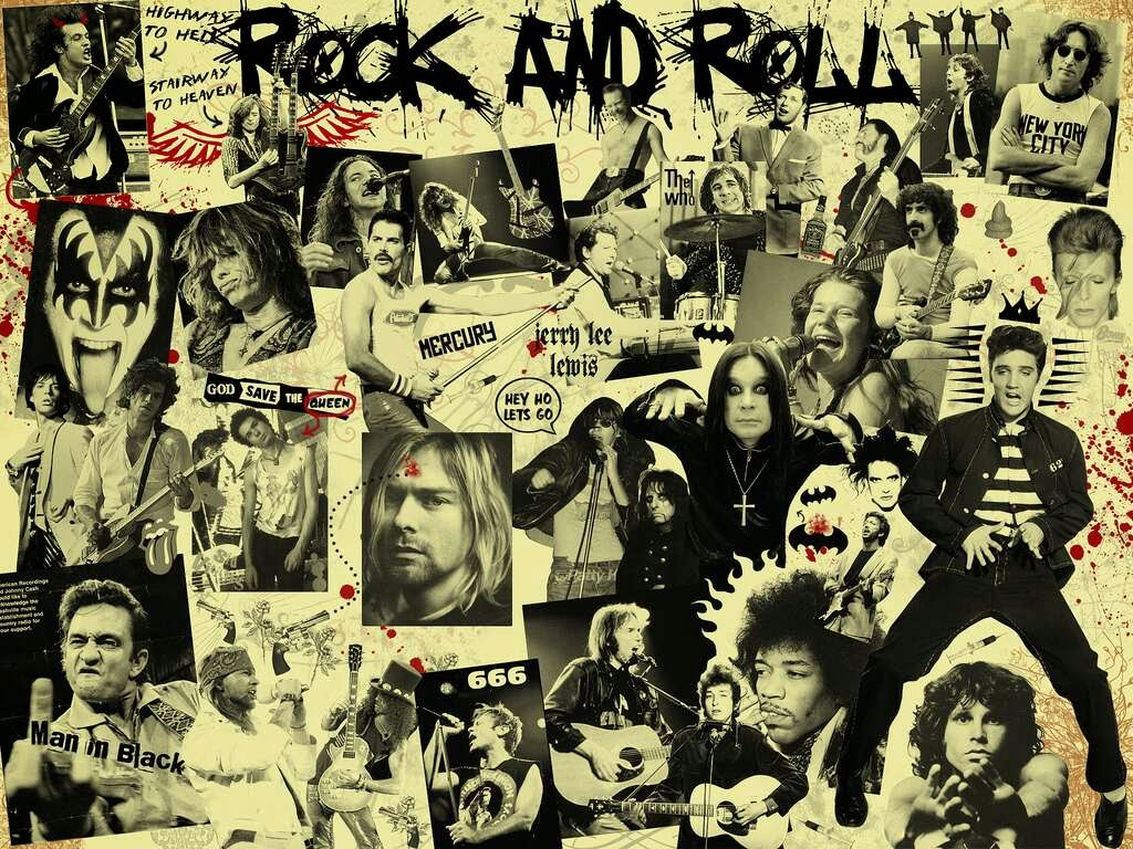 Rock And Roll, Estilo Musical Surgido nos Estados Unidos