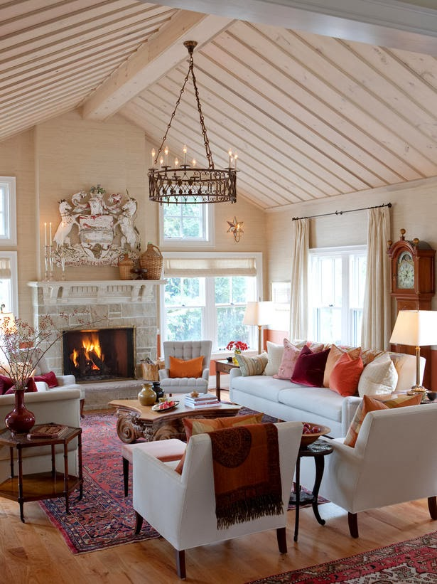 Cozy Living Room In Winter: New 2014 Cozy Fireplaces To Warm Up Your Living Room