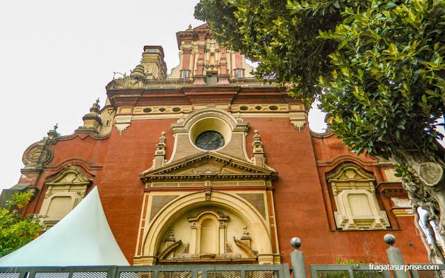 Igreja de Santa Ana, Bairro de Triana, Sevilha