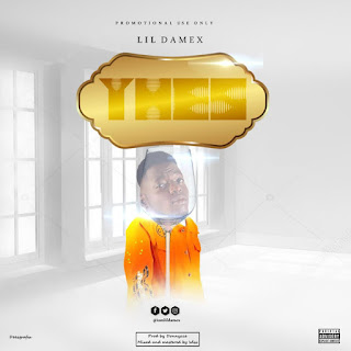DOWNLOAD MP3: Lil Damex – Yhes