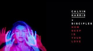 How Deep Is Your Love Calvin Harris Lyrics