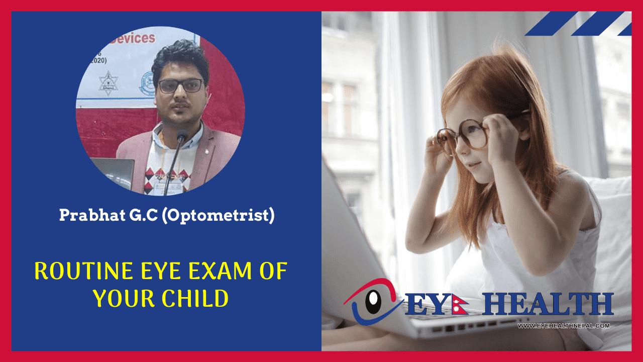 Prabhat GC optometrist Butwal