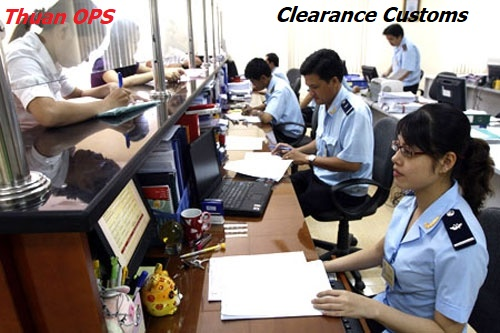 Customs to reduce clearance time for import and export goods at Vietnam