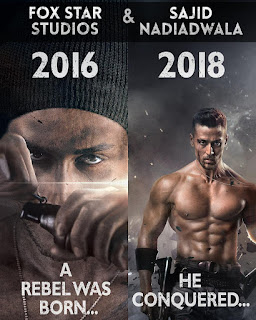 Baaghi 3 Movie Picture