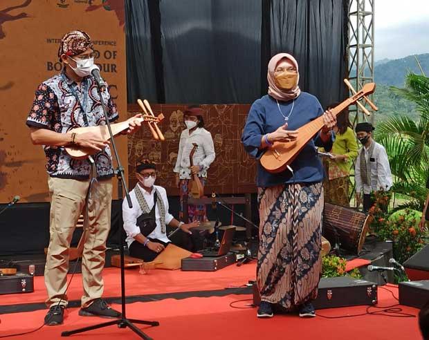 Sound of Borobudur, Gerakan Global Bunyikan Alat Musik Abad IX