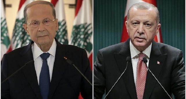 4 Bulan Lalu Dihina Presiden Lebanon, Ternyata Turki yang Kirim Bantuan Pertama Kali!