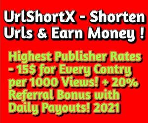 UrlShortX