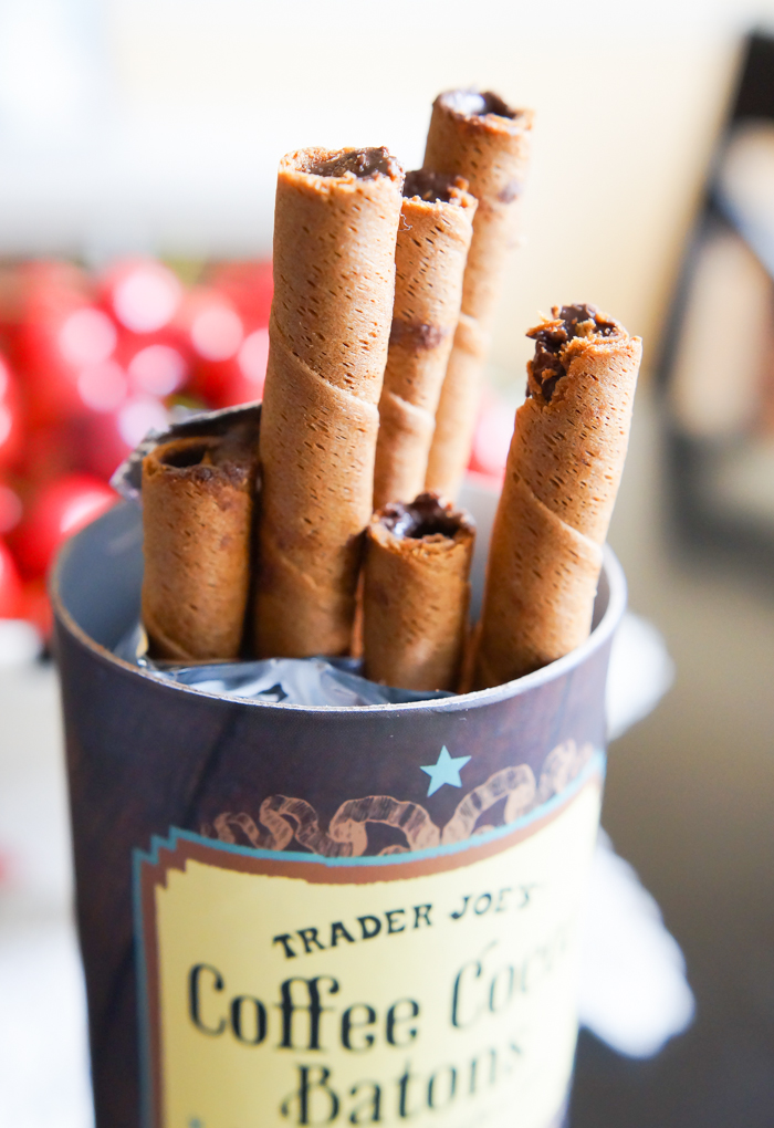 Trader Joe's Coffee Cocoa Batons review
