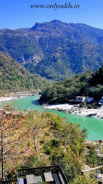 Rishikesh-Ganga-River
