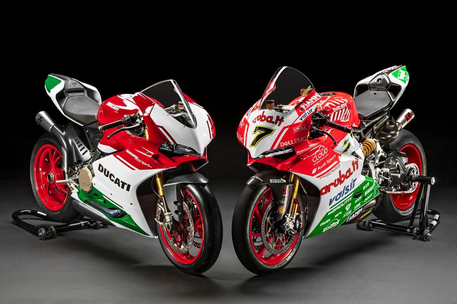 Racing Cafè: Ducati 1299 Panigale R Final Edition 2017