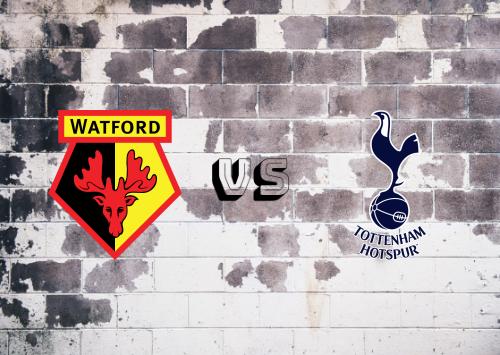 Watford vs Tottenham Hotspur  Resumen y Partido Completo