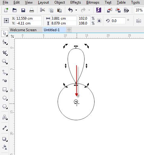 Coreldraw pdf bagi pemula x4 tutorial