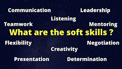 what are the soft skills ?