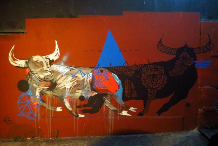 Уличный художник. Zeh Palito 9