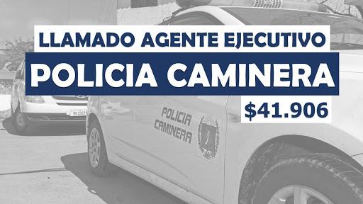 Llamado Policía Caminera