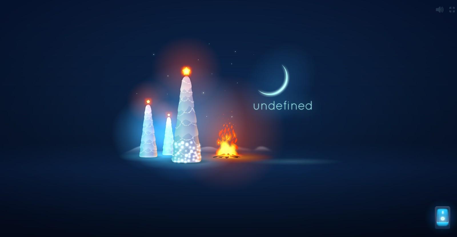Template HTML Web Intro Noel Đẹp - Hay